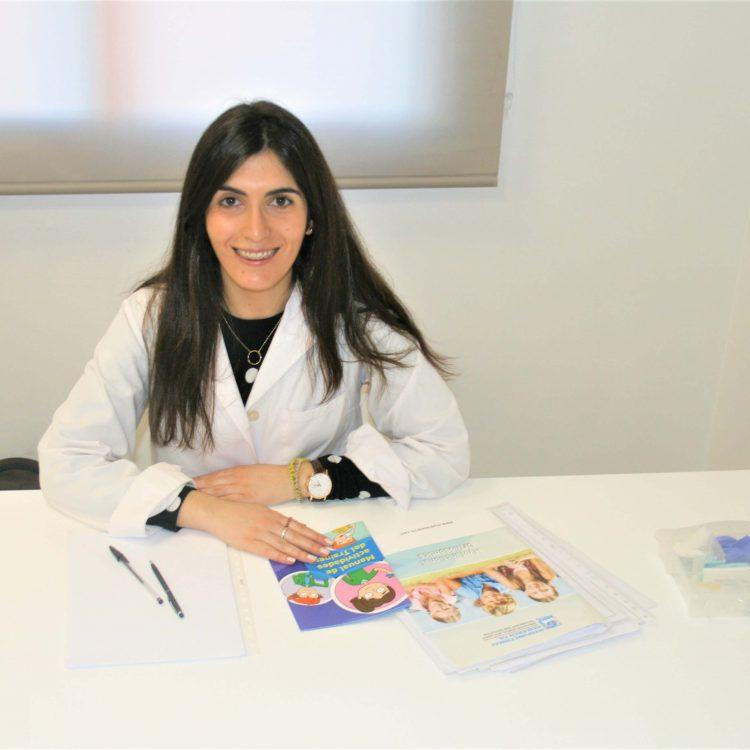 logopeda CMDent centro médico villanueva del pardillo